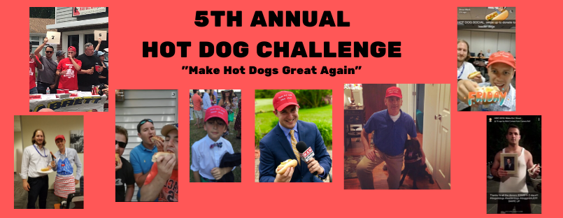 5th Annual Hot Dog Challenge